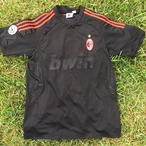 Rare AC Milan kaka 22 soccer jersey Size L